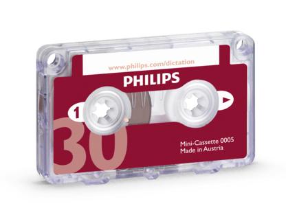 Philips mini cassette