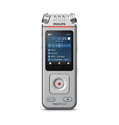 philips digital recorder